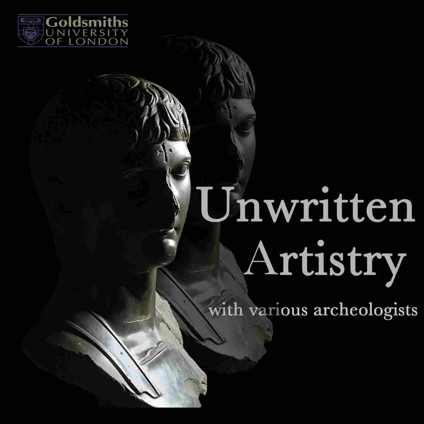 Unwritten Artistry with various archeologists